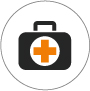 Icon: Branche Gesundheitswesen©signotec GmbH