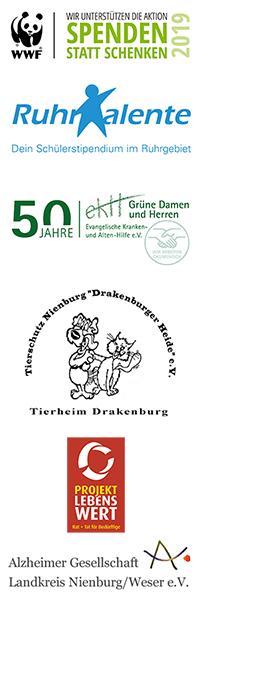 Logos Weihnachten 2019©signotec GmbH