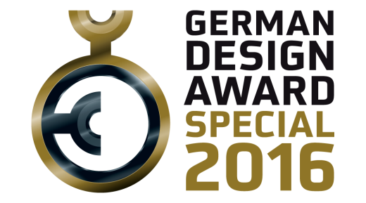German Design Award Logo 2016 © German Design Award