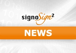 signoSign/2 News