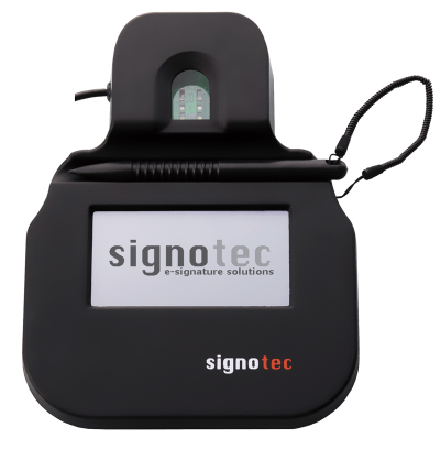 signotec Kappa - Produktbild Front © signotec GmbH