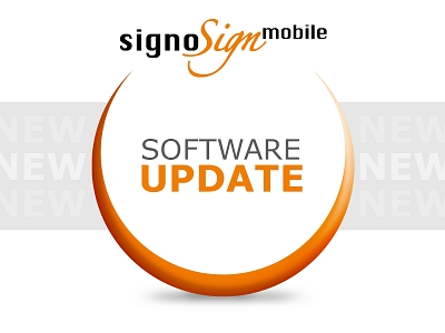 Update signoSign/mobile © signotec GmbH
