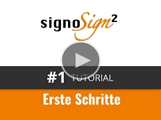 Tutorial signoSign2